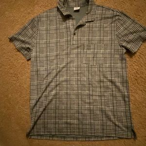 urban outfitters polo tee